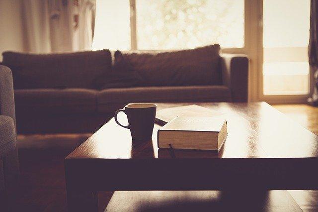 Hlavní prvek obývacího pokoje