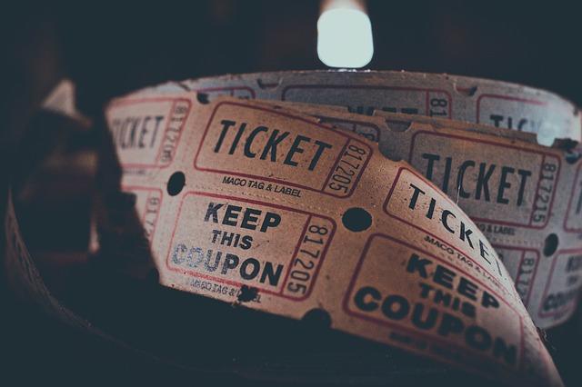 lístky do kina