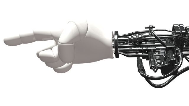 ruka robota