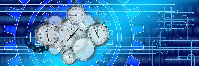 Čas a efektivita